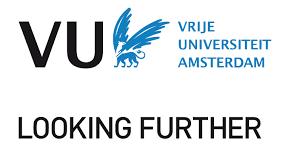 1 Logo VU