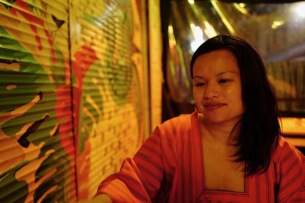 Simone Hoang